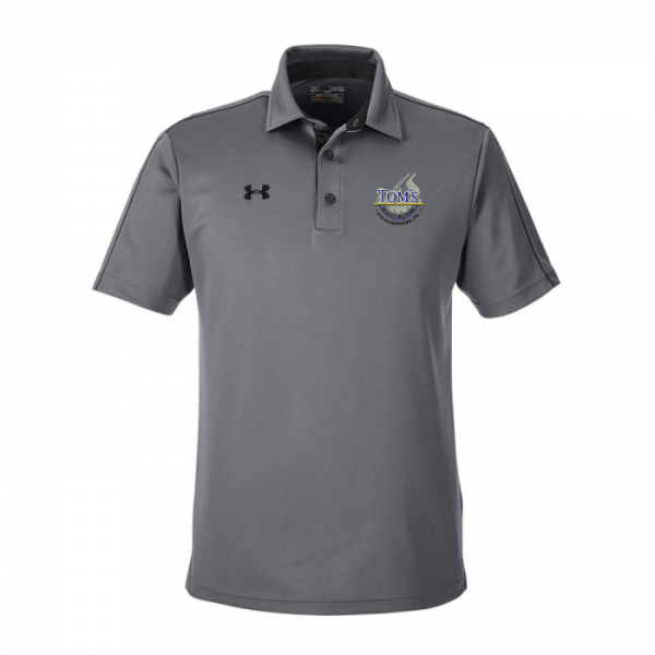 Under Armour Men's Tech Polo - 1283703 - EMBROIDERED