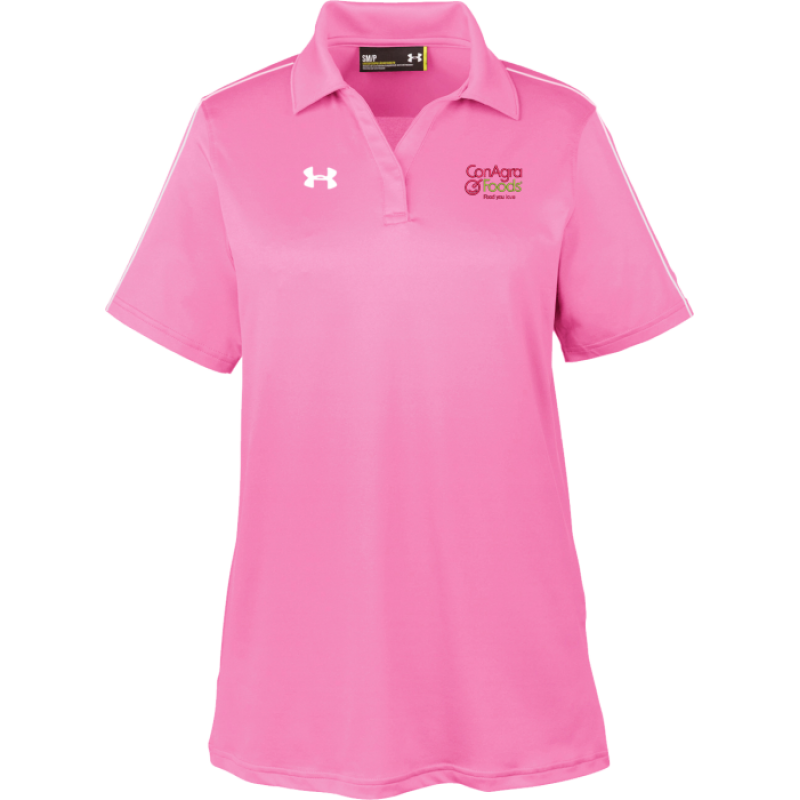 27891987 Under Armour Ladies' Tech Polo - 1309537 - EMBROIDERED