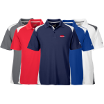 Under Armour Men's Team Colorblock Polo - 1283702 - EMBROIDERED