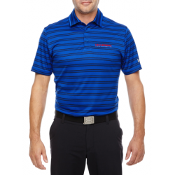 Under Armour Tech Stripe Polo - 1283704 - EMBROIDERED