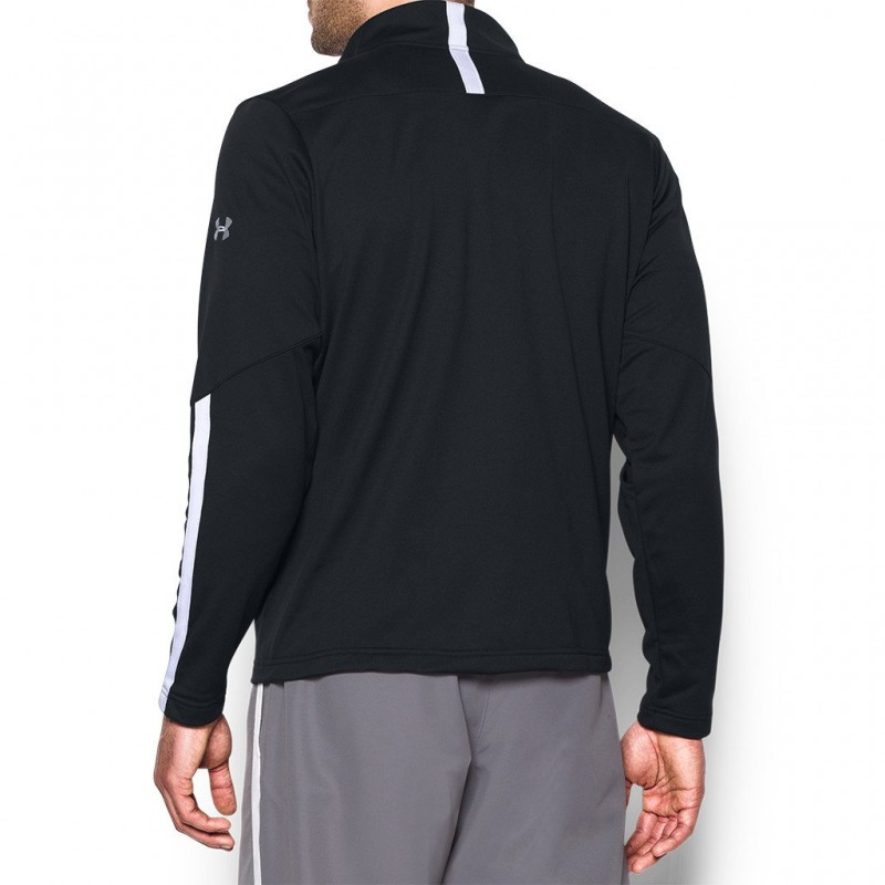 under armour qualifier 1 4 zip. under armour men\u0027s qualifier 1/4 zip pullover- 1276312- embroidered 1 4