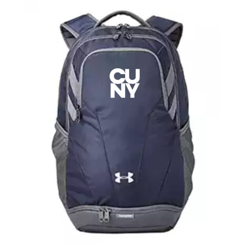 Under Armour Hustle II Backpack - 1306060 - EMBROIDERED - 2impress fd79133531