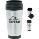 16 oz. Stainless Steel Insulated Travel Mugs