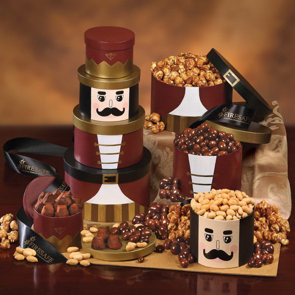 Majestic Nutcracker Tower