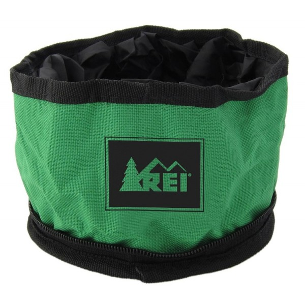 Zippered Pet Food Travel Bowl